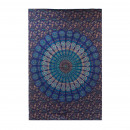 wholesale Wall Tattoos: Single Cotton Bedspread + Wall Hanging - Classic M