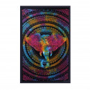 wholesale Wall Tattoos: Double Cotton Bedspread + Wall Hanging - Elephant