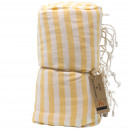 wholesale Other: Cotton Pario Towel - 100x180 cm - Sunny Yellow