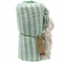 wholesale Sports & Leisure: Cotton Pario Towel - 100x180 cm - Picnick Green