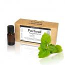 10 ml Patchouli illóolaj nem címkézett címke