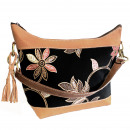 Großhandel Handtaschen: Batik & Ledertasche - Schultertasche - ...
