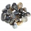 wholesale Consumer Electronics: Pack of African Gemstone Agate - Grey - Botswana
