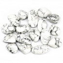 wholesale Consumer Electronics: Pack of African Gemstone Magnesite / Howlite White