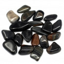 wholesale DVD & TV & Accessories: Pack of African Gemstone Tigers Eye - Blue
