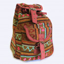 wholesale Backpacks: Small Nepali Backpack - Olive