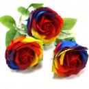 nagyker Drogéria és kozmetika: Luxus szappan virág - szivárvány