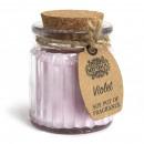 grossiste Maison et habitat: Bougie parfumée aux bougies de soja