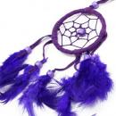 wholesale Gifts & Stationery: Bali Dreamcatchers - Small Round - Turq/Pink/Purp