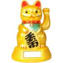 nagyker Perselyek:Solar Powered Money Cat