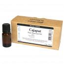 10ml Cajaput illóolaj jel nélküli címke