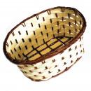 Dorfkörbe - Bamboo & Awn - Tief Oval 18cm