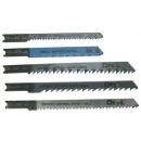 Jigsaw blade 5 pcs hcs metal shank
