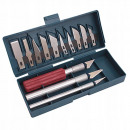 Knife scalpel knife set 13 pcs sharp