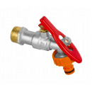 wholesale Fishing Equipment: Water tap with padlock 3/4 'quick coupling