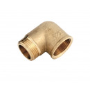 wholesale Food & Beverage: Elbow female - male, brass 3/4 elbow (7)