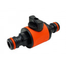 wholesale Business Equipment: Double nipple with valve connector connector valve