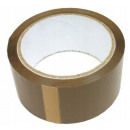 Brown packing tape 48 mm / 50 y sticky acrylic