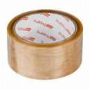 48mm / 66m colorless rubber packing tape