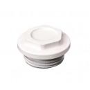 nagyker Háztartás és konyha: Redukciós radiátor dugó, jobb, 1 x 3/4 , fehér