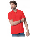 wholesale Pullover & Sweatshirts: Men's polo shirt T-Shirt Red