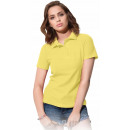 wholesale Shirts & Tops: Women's polo shirt T-Shirt yellow