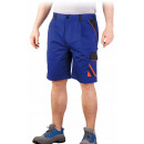 wholesale Trousers: Safety blue safety work shorts