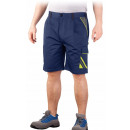 wholesale Trousers: Navy blue safety protective work shorts