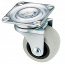 wholesale Food & Beverage: Furniture wheel fi 40 rotating with rubber bearing
