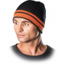 groothandel Kleding & Fashion: Wintermuts, isolerende streep oranje