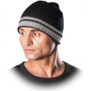 groothandel Kleding & Fashion: Wintermuts, geïsoleerde grijze streep