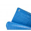 Bâche de protection 3x5m, laminée et imperméable