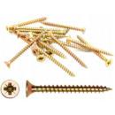 Hardened wood screw 4.5x50 screws 100 pcs