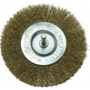 wholesale Bath Furniture & Accessories: Disc brush steel wire pin 6mm 100mm