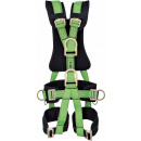 Safety harness harness d ring strap