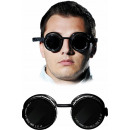 Round welding goggles goggles