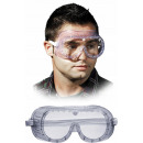 Protective goggles glasses, anti-spatter rubber ba