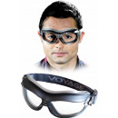 Safety googles anti-frog class 1 adjustable