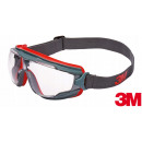 Protective goggles gear 500 scotchgard coating