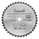 Wood circular saw 115 mm 40 t widia teeth