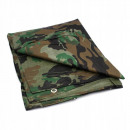 Großhandel Outdoor & Camping: Militärplane Camo 80g Camouflage Camping 4 x 8