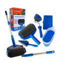 Paint roller non-drip paint kit