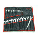 A set of 6-32 flat ring flat ring wrenches