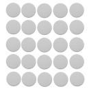 groothandel Home & Living: Ondervloer voor viltglijder fi 17 25 st. Wit
