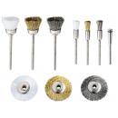 wholesale Bath Furniture & Accessories: Mini brushes 10 pcs brush brush set