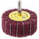 wholesale Electrical Tools: Flap wheel with fleece 63.5 x 6 mm p60