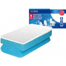Sanitary sponge for washing various surfaces of th