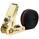 Nylon belt with a buckle for attaching luggage 5 m