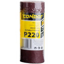 Abrasive cloth roll 2,5m 115mm p220 paper