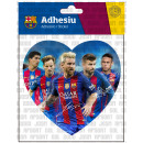 Fußball - Adhesive FCB Grande HERZ TEAM